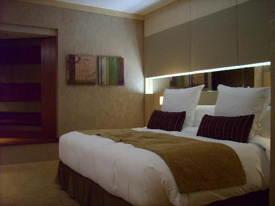InterContinental Al Khobar: Bed