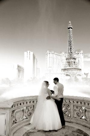The Bellagio Wedding Package