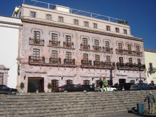 Hotel Emporio Zacatecas: hotel emporio......zacatecas