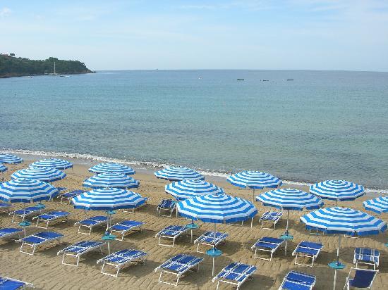 Capoliveri, Italy: Spiaggia