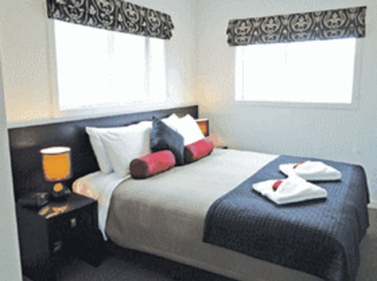 Dunedin Palms Motel: one bedroom unit.