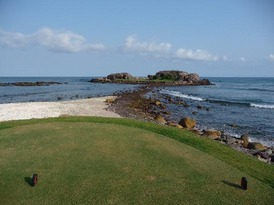 Four Seasons Resort Punta Mita: 185 yds - all water