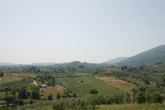 Hotel Bellavista : In the valley. Area surrounding BellaVista