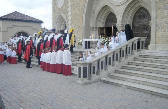 Shrine of the Most Blessed Sacrament: Corpus Christi Procession
