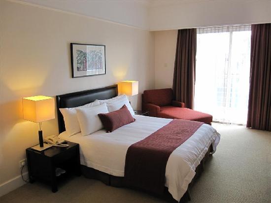 PNB Perdana On The Park: Bedroom