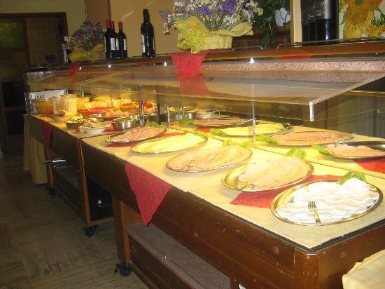 Hotel San Pietro: Rezeptionsbereich