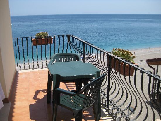 Hotel San Pietro: Traum Aussicht vom Zimmerbalkon