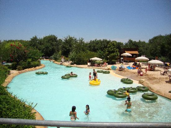 Hyatt Residence Club San Antonio, Wild Oak Ranch: Lazy River / Sandy Beach