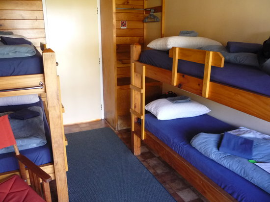 YHA Bay of Islands Paihia: 4 bed dorm