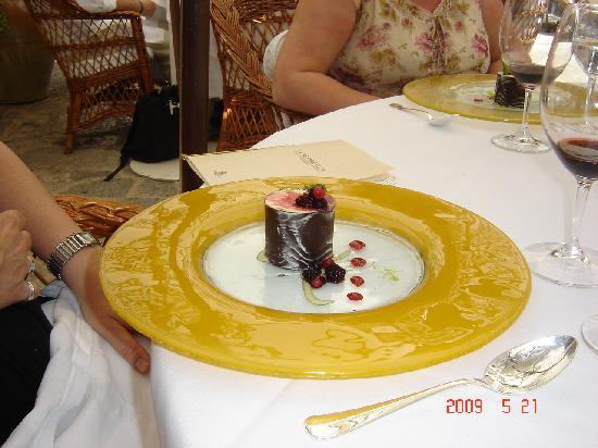 El Olivo: dessert