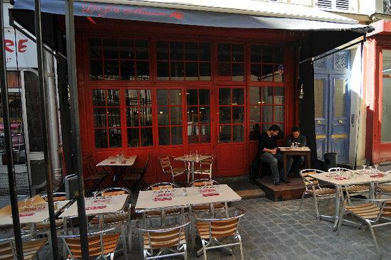 Les Fils A Maman Paris Grands Boulevards: facade