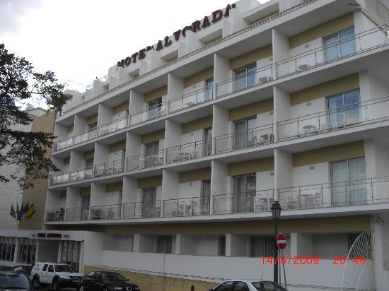 Hotel Alvorada: Hotelansicht