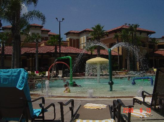Floridays Resort: Pool - kids area