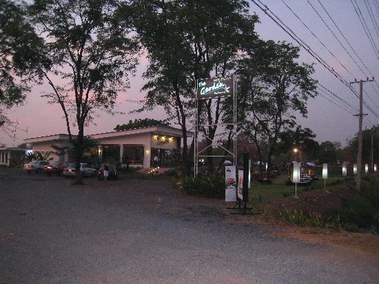 Saraburi, Thaimaa: Nice Ambiance