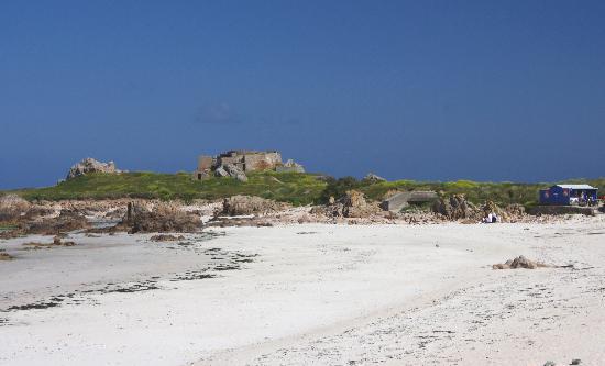 Guernsey: Beaches - Grandes Rocques