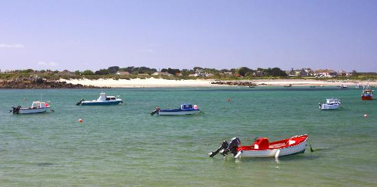 Guernsey: Beaches - Le Grand Havre