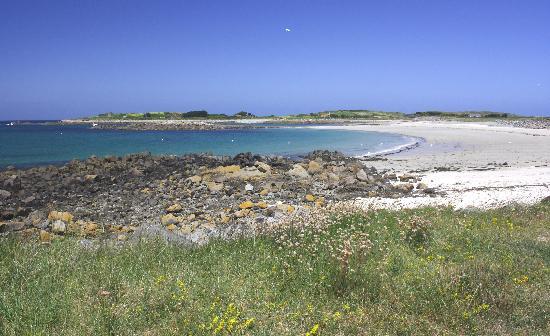 Guernsey: Beaches - Ladies Bay