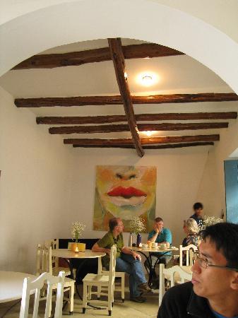 Ninos Hotel Meloc: cafe