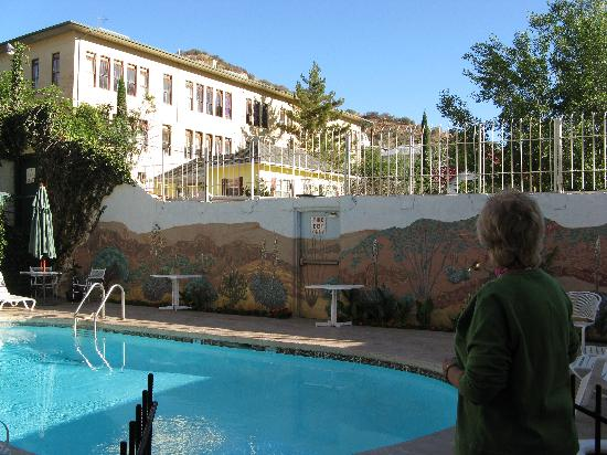 Bisbee, AZ: The pool
