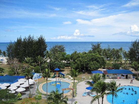 Fiesta Resort & Spa Saipan: お部屋からの景色