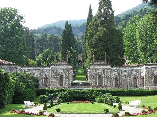 Villa d'Este gardens