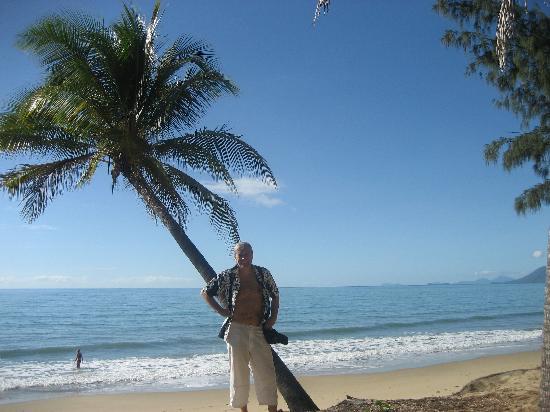 Thala Beach Nature Reserve: Franco sulla spiaggia del Thala beach