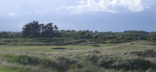 County Louth Golf Club: Baltray #16