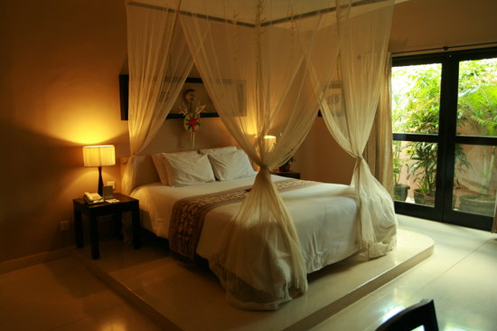 Dusun Villas Bali: The Master Bedroom