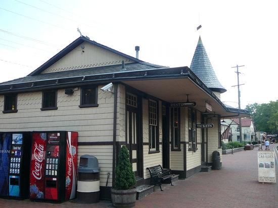 New Hope & Ivyland Railroad: Station