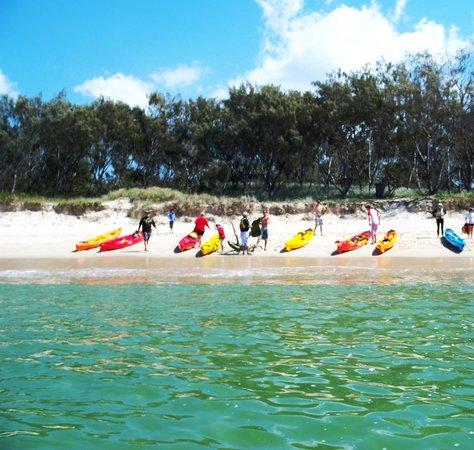 Southport, Australien: Kayaking Balunjali Gold Coast