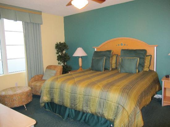 master bedroom suite picture of wyndham ocean walk