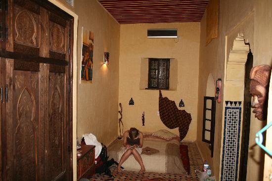 Riad Felloussia: Suite Africa