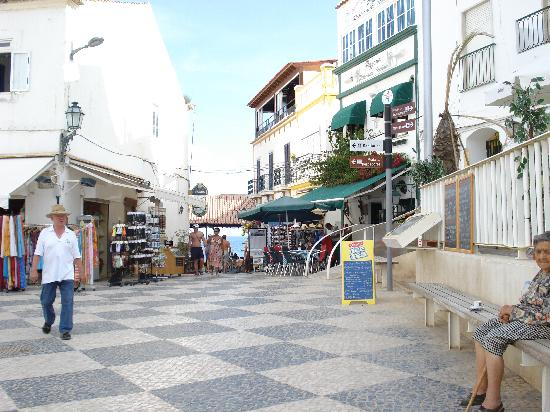 Aparthotel Olhos d'Agua: The Old Town - Albufeira