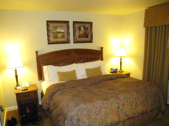 HYATT house Branchburg: the other room.. best bed i have ever slept on in my stays in 15 countries :)