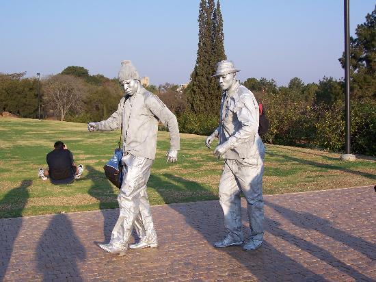 Pretoria, Afrique du Sud : 14/08/05