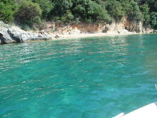 Almyros Natura Hotel - CYPROTEL: Day we hired a boat
