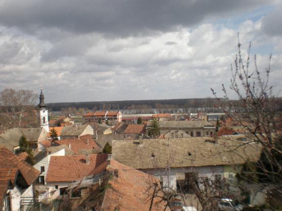 Panoramic view of Sremski Karlovci 2