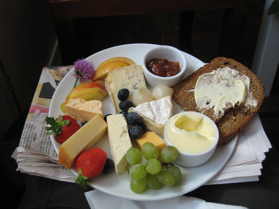 Coffee Bothy: Best ever ploughmans