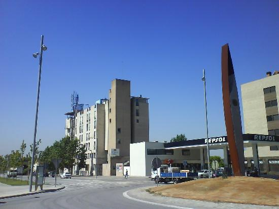 Hotel Granollers: exterior dos