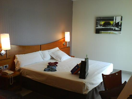 Hotel Granollers: habitacion