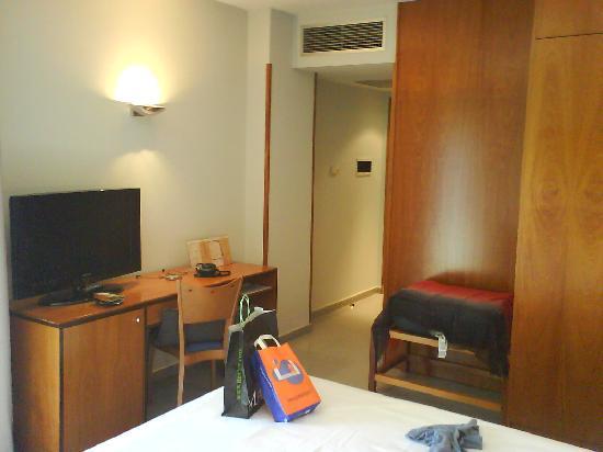 Hotel Granollers: habitacion tres