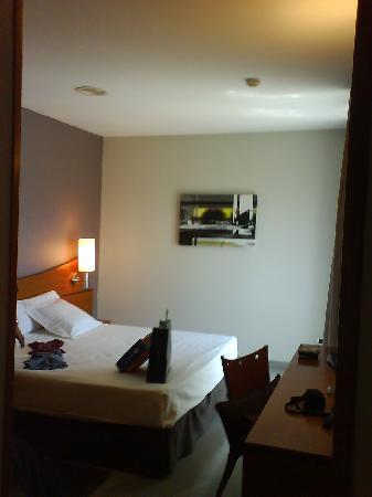 Hotel Granollers: baño