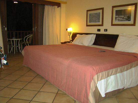 Manary Praia Hotel: habitación - excelente con vista al mar