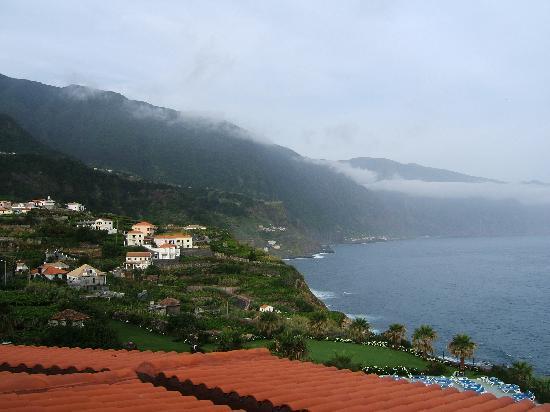 Ponta Delgada, البرتغال: vue de la chambre soleil très désiré