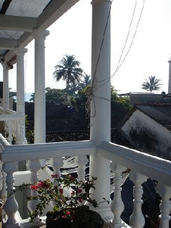 Mama's Galle Fort: another lovely view at breakfast time