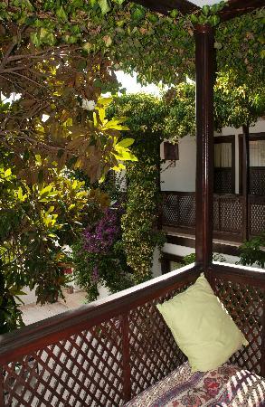 Villa Konak Hotel Kusadasi: View from our room