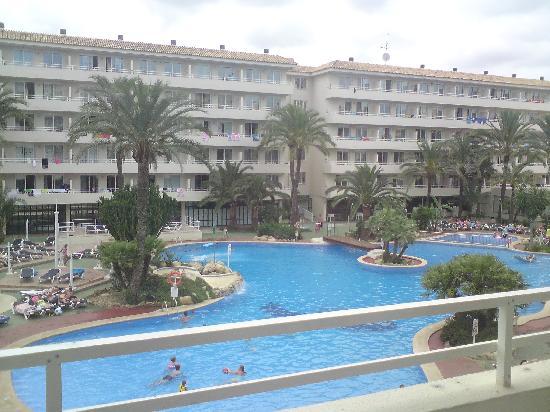 BCM Hotel: in morning