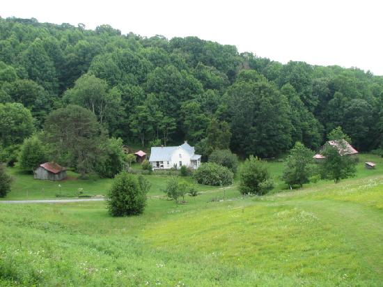 Roan Mountain State Park: The Miller Homestead