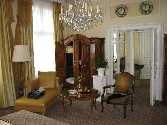 Bristol Hotel Salzburg : Old world Eurpean luxury