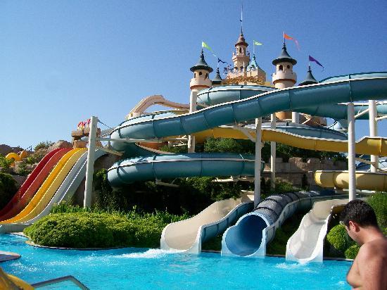 Aqua Fantasy Aquapark Hotel & SPA: Aqua Park again